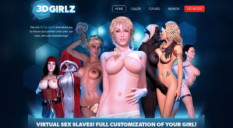 3D Girlz download