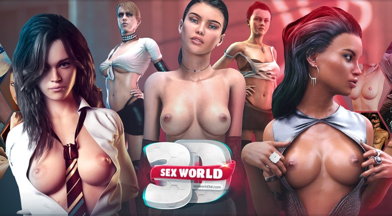Sex World 3D download free online