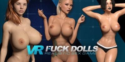 VR Fuck Dolls Pornospiel ohne Anmeldung