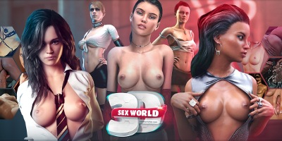 Download SexWorld 3D porn game